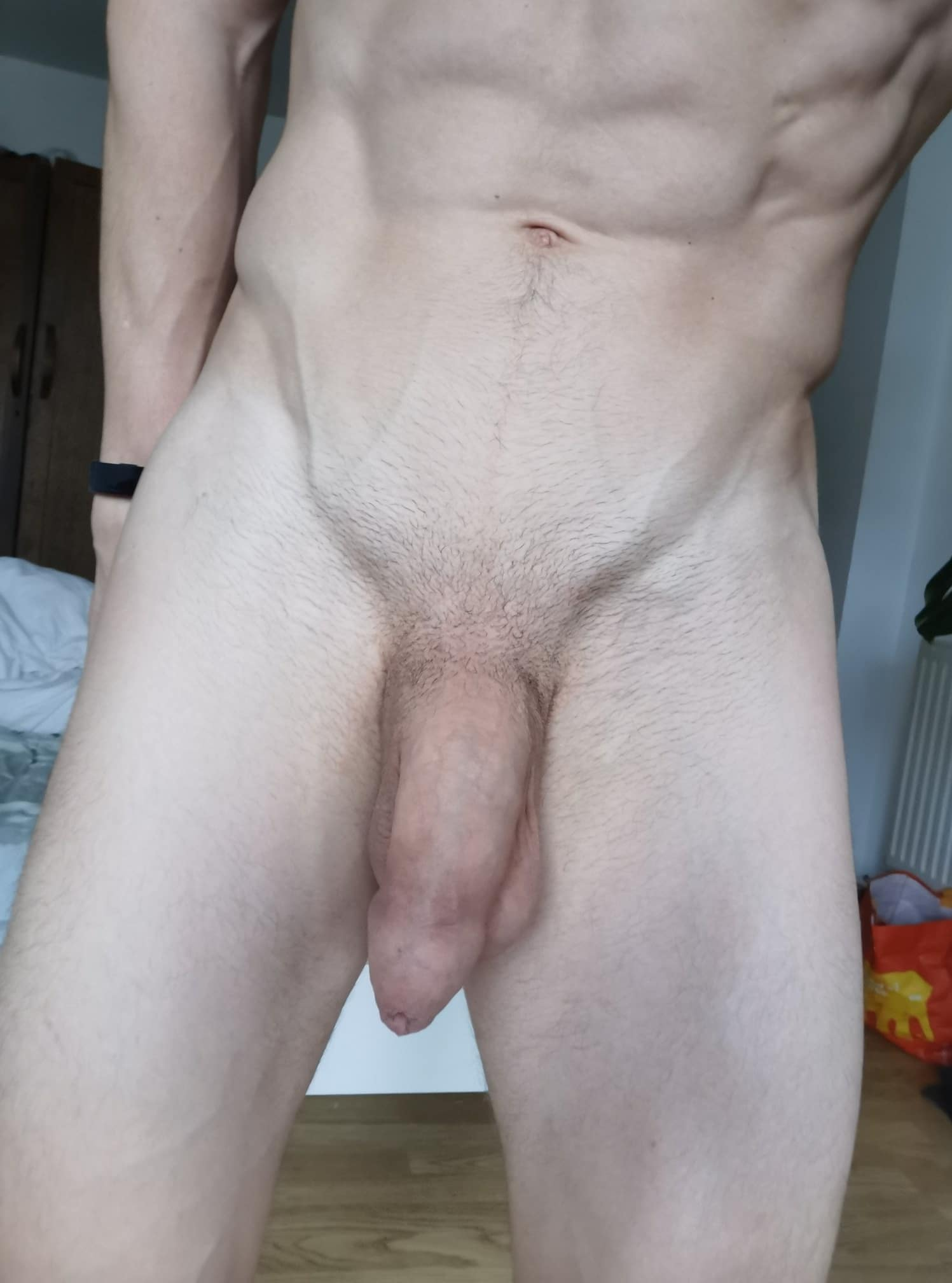 Ripped body and nice dick