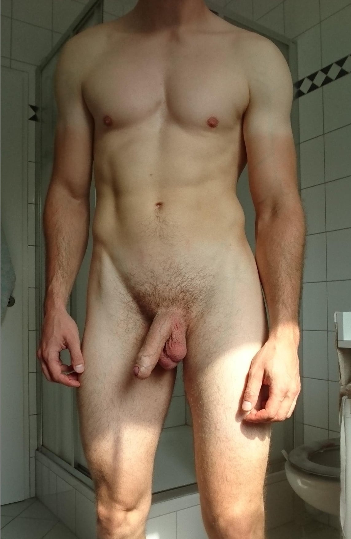 Stud with a nice uncut dick